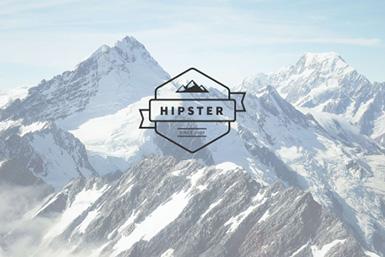 hipster-logo
