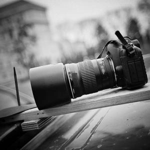camera-bw